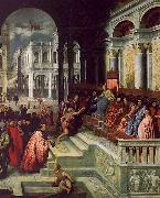 Paris Bordone Presentation of the Ring to the Doges of Venice oil painting picture wholesale