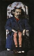Paul Cezanne Achille Emperaire oil painting picture wholesale