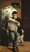 Paul Cezanne The Artist's Father China oil painting reproduction