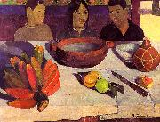 Paul Gauguin The Meal oil painting picture wholesale