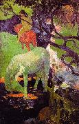 Paul Gauguin The White Horse r oil painting picture wholesale