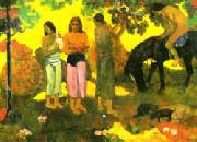 Paul Gauguin Rupe Rupe oil painting picture wholesale