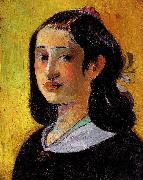 Paul Gauguin The Artist's Mother 1 oil painting picture wholesale