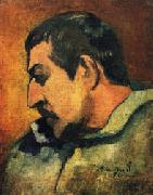 Paul Gauguin Self-Portrait oil painting reproduction