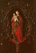 Petrus Christus Our Lady of the Barren Tree oil painting