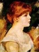 Pierre Renoir Suzanne Valadon oil painting picture wholesale