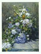 Pierre Renoir Spring Bouquet oil painting picture wholesale