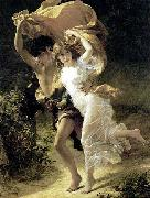 Pierre-Auguste Cot The Storm oil painting artist