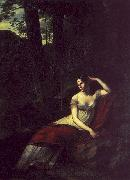 Pierre-Paul Prud hon The Empress Josephine oil painting artist