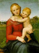 Raphael Madonna and Child oil painting reproduction