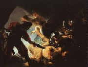 Rembrandt The Blinding of Samson oil painting picture wholesale
