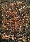 Richard  Dadd The Fairy Teller's Masterstroke oil painting picture wholesale