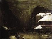 Robert Henri Snow oil painting picture wholesale