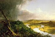 Thomas Cole The Oxbow oil painting picture wholesale