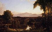 Thomas Cole View on the Catskill  Early Autumn oil painting picture wholesale