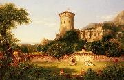 Thomas Cole The Past oil painting picture wholesale