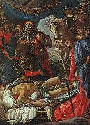 Sandro Botticelli The Discovery of the Body of Holofernes oil painting picture wholesale