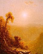 Sanford Robinson Gifford October in the Catskills oil painting picture wholesale