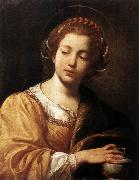 Simon Vouet St Catherine oil painting picture wholesale