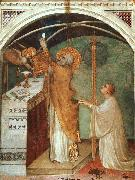 Simone Martini Miraculous Mass oil painting picture wholesale