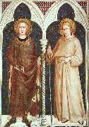 Simone Martini St.Louis of France and St.Louis of Toulouse oil painting picture wholesale