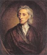 Sir Godfrey Kneller John Locke oil painting picture wholesale