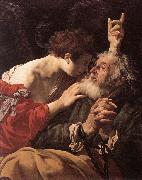 TERBRUGGHEN, Hendrick The Deliverance of St Peter ar oil painting picture wholesale