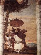 TIEPOLO, Giovanni Domenico Summer Stroll r oil painting picture wholesale