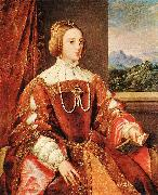 Empress Isabel of Portugal r