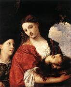 Judith with the Head of Holofernes qrt