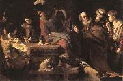 Denial of St Peter er