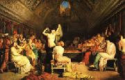 Theodore Chasseriau The Tepidarium oil painting picture wholesale