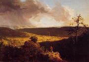 Thomas Cole View of L Esperance on Schoharie River oil painting