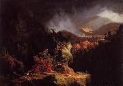 Thomas Cole Gelyna e3 oil painting