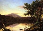 Thomas Cole Schroon Lake oil painting picture wholesale