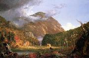 Thomas Cole The Notch of the White Mountains oil painting picture wholesale