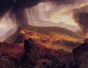 Thomas Cole Catskill Mountain oil painting reproduction
