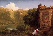 Thomas Cole Il Penseroso oil painting picture wholesale