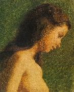 Thomas Eakins Study of a Girl Head oil painting picture wholesale