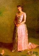 Thomas Eakins The Concert Singer oil painting picture wholesale