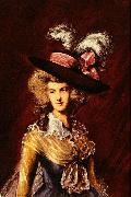 Thomas Gainsborough Ritratto oil painting picture wholesale