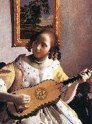 The Guitar Player (detail) awr