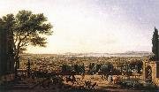 VERNET, Claude-Joseph The Town and Harbour of Toulon aer oil painting picture wholesale