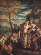 VERONESE (Paolo Caliari) The Finding of Moses aer oil painting picture wholesale