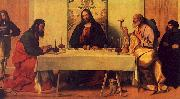 Vincenzo Catena The Supper at Emmaus oil painting reproduction