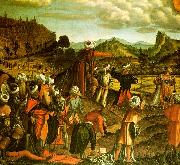The Stoning of Saint Stephen
