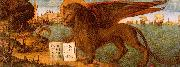 Vittore Carpaccio The Lion of St.Mark oil painting picture wholesale