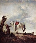 WOUWERMAN, Philips The White Horse qrt oil painting picture wholesale