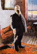 Walter Sickert Victor Lecour oil painting picture wholesale
