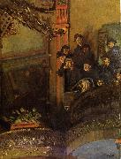 Walter Sickert The Old Bedford oil painting on canvas